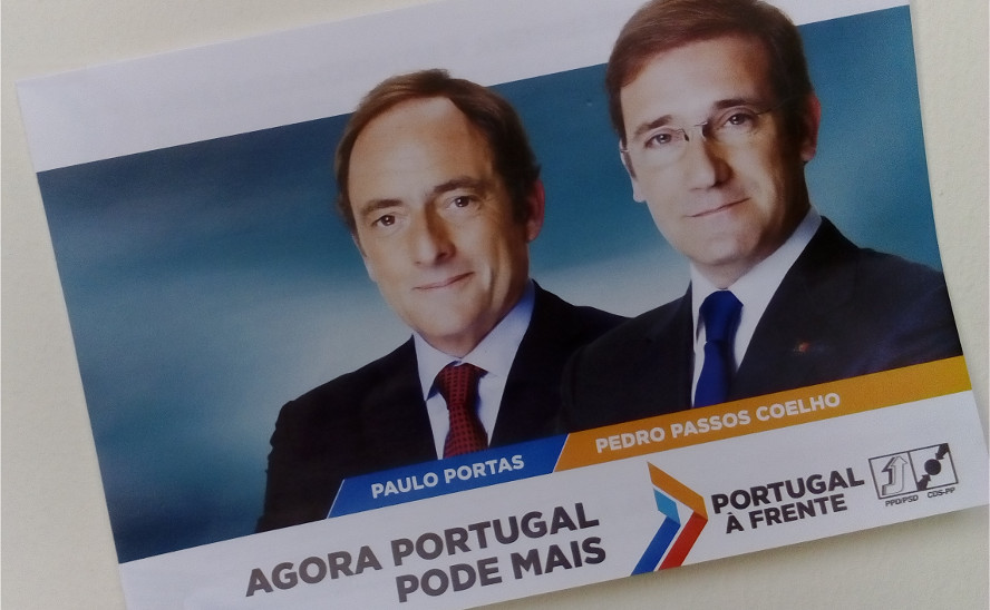 Austerity government to win Portugal elections