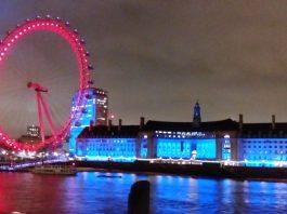 London Eye - How the OECD sees the UK leaving the EU.