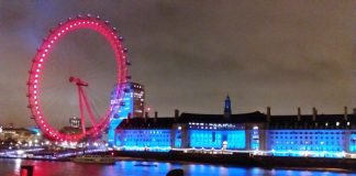 London Eye - How the OECD sees the UK leaving the EU.