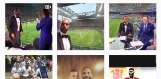 Rio Ferdinand Instagram account on 30/05/2016.