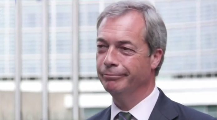 Nigel Farage: Let's activate article 50.