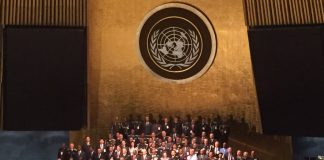 UN-cops Summit 2016.