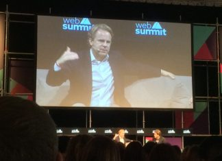 James Cooper Web Summit 2016