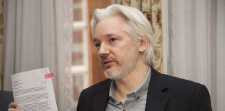 Julian Assange Statement