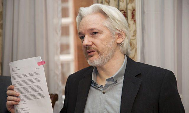 Julian Assange Statement