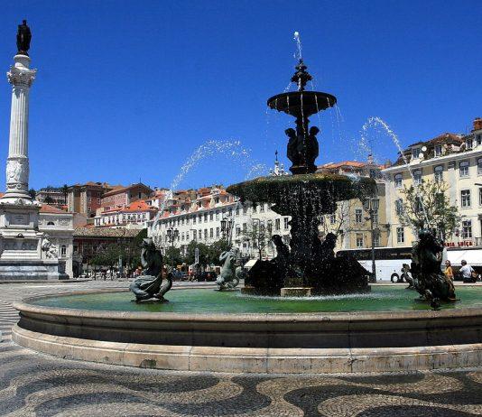 Downtown Lisbon - Rossio