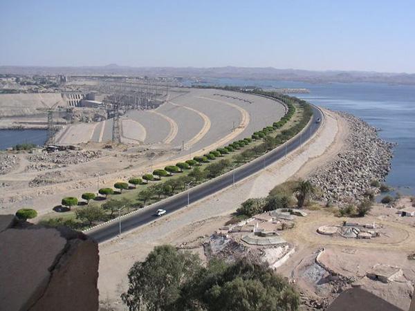 Ethiopia Renaissance dam (Fekadu Nigani image)