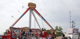Ohio State Fair fireball deadly incident.