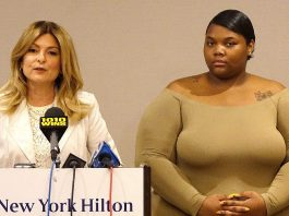 Quantisia Sharpton Press Conference