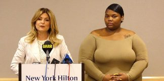 Quantisia Sharpton Press Conference