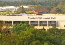 Westgate shopping mall, Kenya.