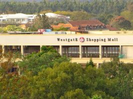 Westgate shopping mall, Kenya.