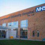 Norfolk and Norwich University Hospital.