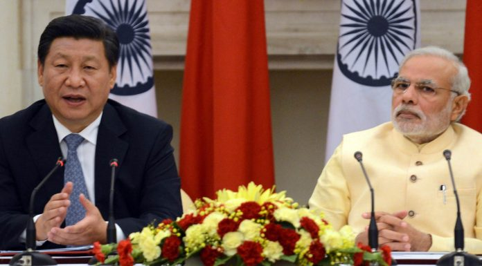India is opposing China's OBOR initiative.