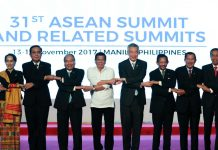 Leaders of the 10 ASEAN Countries.