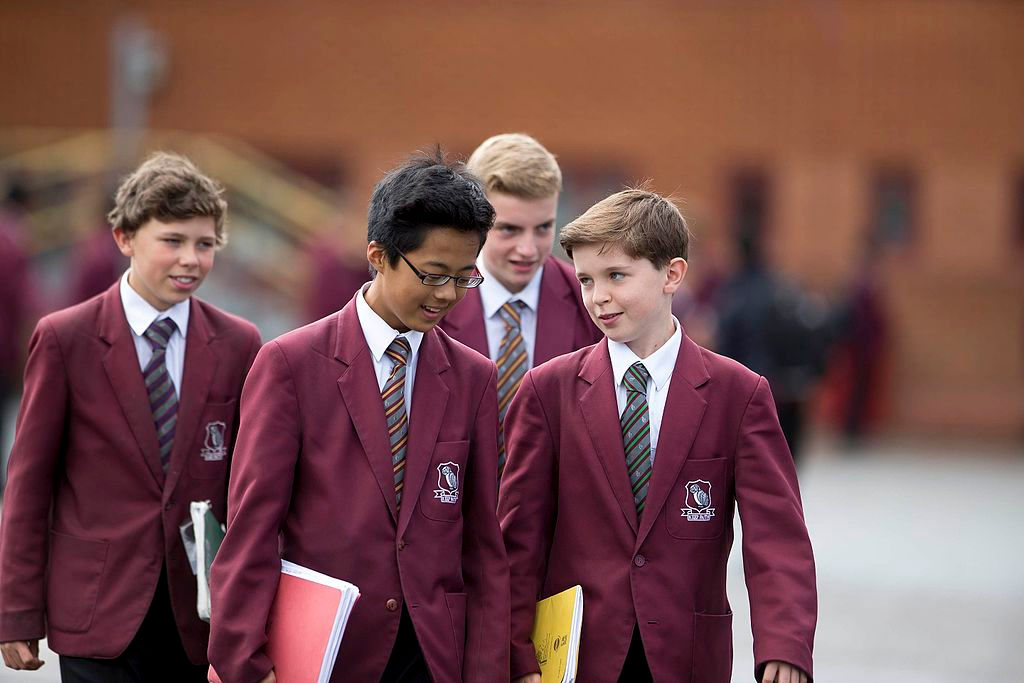 d5fb679e750 Britain's Grammar Schools Exclude Struggling Students To Maintain ...
