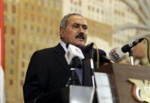 Ali Abdullah Saleh.