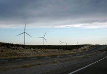 Loma Blanca IV Wind Farm. Photo by: Federico Lopez.