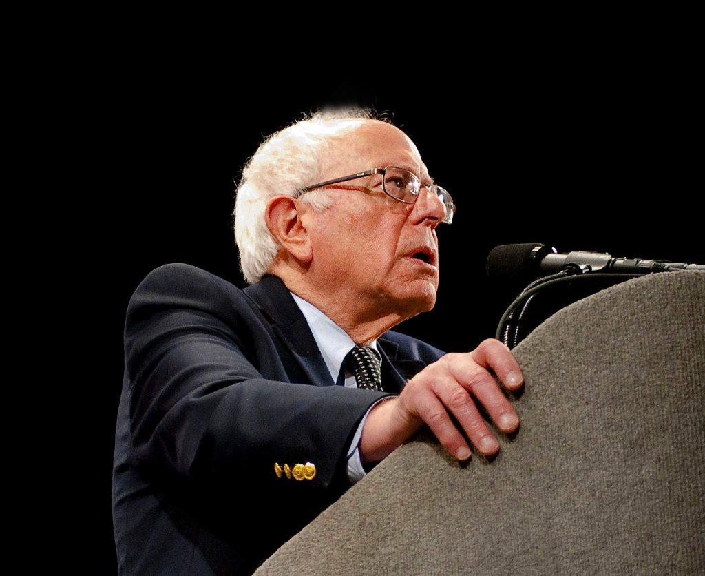 Bernie Sanders. Photo by: Scott P.