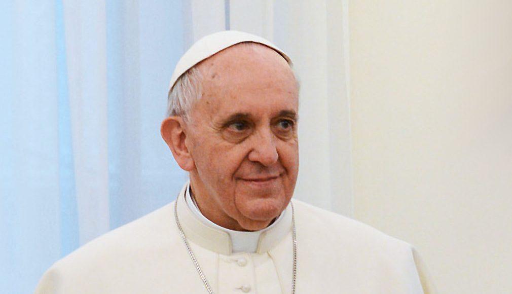 Pope Francis. Photo by: Casa Rosada.