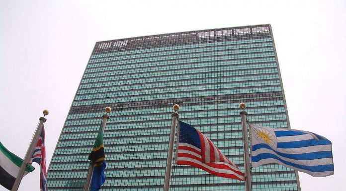 United Nations in New York. Photo by: Javier Carbajal.