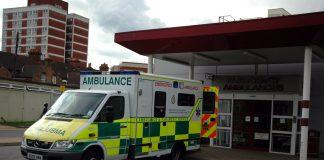 Bedford hospital. Photo: Public Domain.