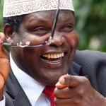 Miguna Miguna is a Kenyan author and columnist. Photo by: Miguna Miguna. https://upload.wikimedia.org/wikipedia/commons/a/a0/Miguna_Miguna.jpg