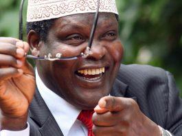 Miguna Miguna is a Kenyan author and columnist. Photo by: Miguna Miguna. https://upload.wikimedia.org/wikipedia/commons/a/a0/Miguna_Miguna.jpg