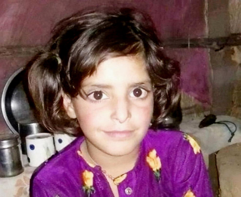 Asifa Bano was rapped and killed in Rasana Village, state of Kashmir, India.