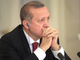 President of Turkey, Recep Tayyip Erdogan. Photo by : kremlin.ru.