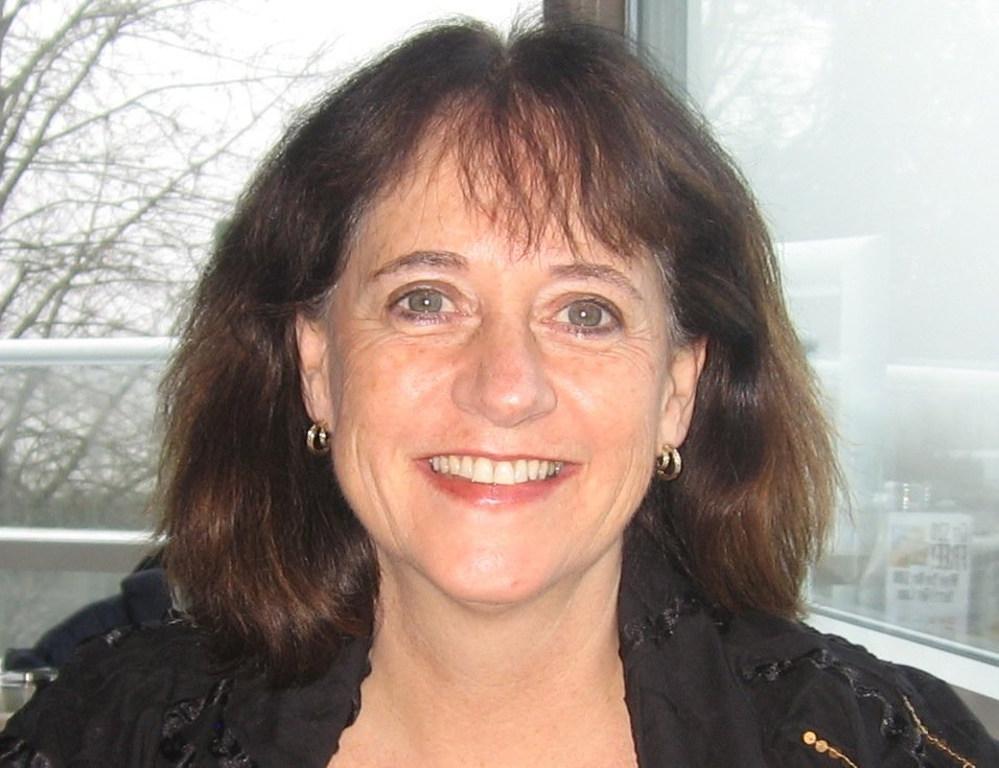 Professor Martha Rampton from Pacific University.