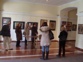 """Regional Art Colony"" in Sabac, Serbia. Photo by: SWG."