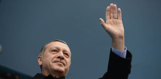 Erdogan, President of Turkey. Photo: Public Domain.