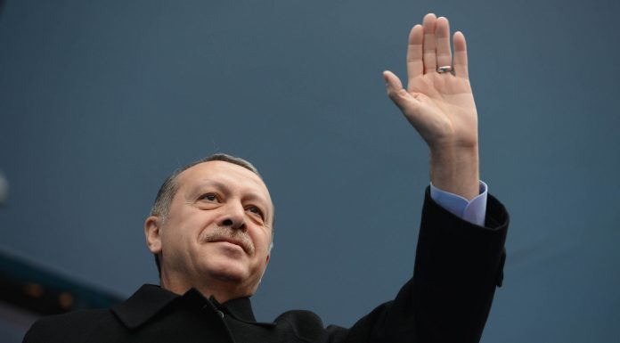 Erdogan, President of Turkey. Photo: Public Domain.