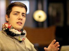 Serbian entrepreneur Pavle Krivokuca. Photo by: Pavle Krivokuca Official Youtube account.