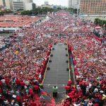 Maduru's proclamation as President of the Venezuelan Republic of Venezuela for the period 2019-2025.