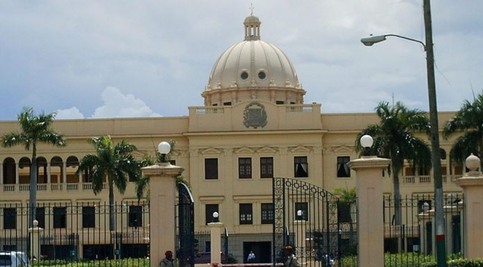 Dominican Republic National Palace. Photo by: J. Grullon.