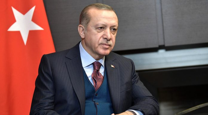Recep Tayyip Erdogan. Photo by: Kremlin.ru