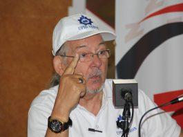 Ricardo Winter, rector of UPID - Industrial Psychology Dominican University, Dominican Republic. Photo by Latora.tv