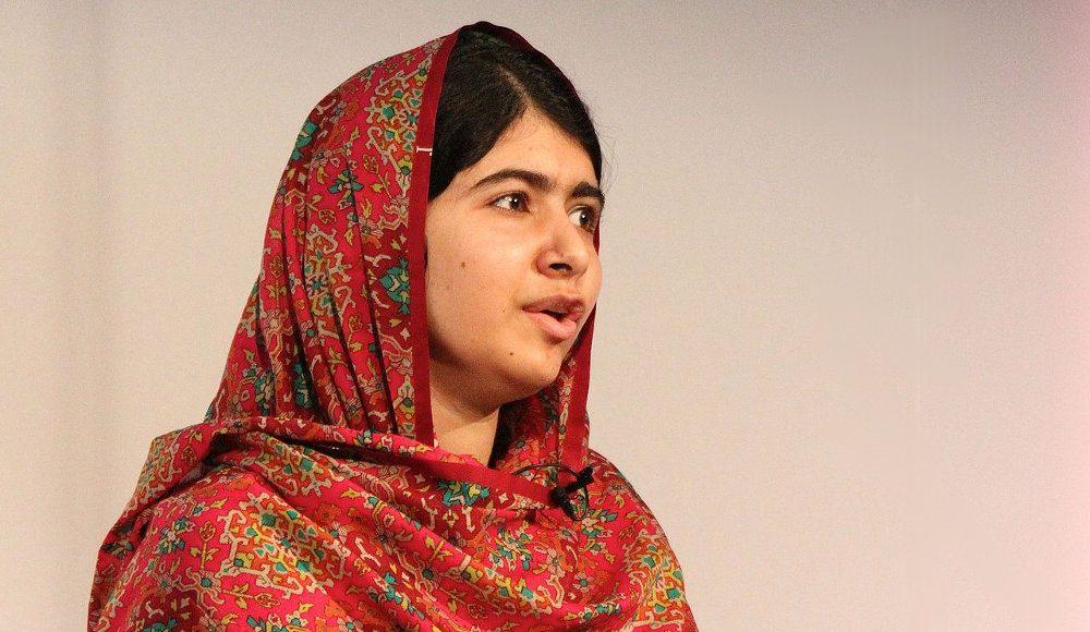 Malala Yousafzai at the Girl Summit 2014. Photo by: DFID - UK Department for International Development.