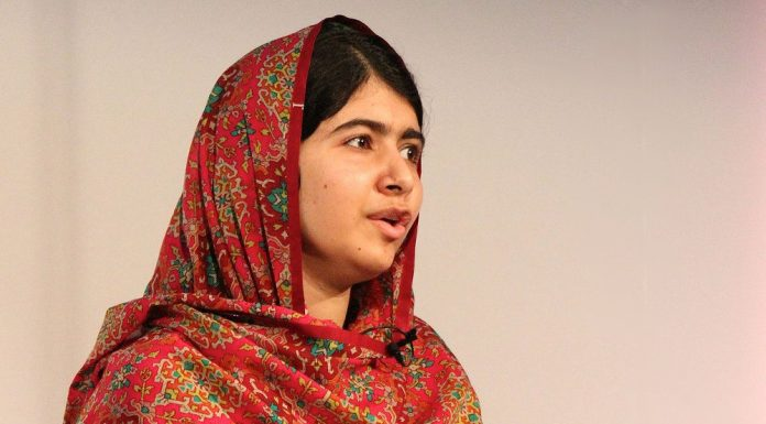 Malala Yousafzai at the Girl Summit 2014. Photo by: DFID - UK Department for International Development.