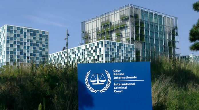 International Criminal Court (ICC) in Hague, Netherlands. Photo by: OSeveno.