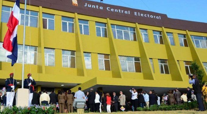 Junta Central Electoral in the Dominican Republic.