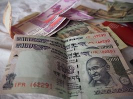 Indian rupees. Photo by: Monito.