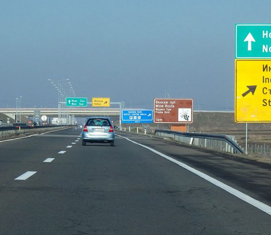 E-75 in Serbia. Photo by: Petar Milošević.