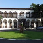 Malacañang Palace in Manila is the official residence of the President of the Philippines. Photo by: Patrick Roque.