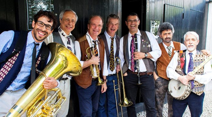 Dixie Gang is a Portuguese band witha a passion for the traditional New Orleans Jazz (also known as Dixieland). Photo by: (Courtesy) Dixie Gang band.
