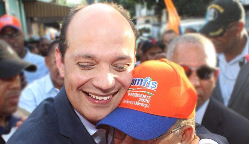 Ramfis Dominguez Trujillo. Photo by: courtesy Ramfis Trujillo.