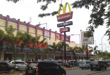 McDonald's at Cilandak Mall, Cilandak KKO. Photo by: Nur Cholis