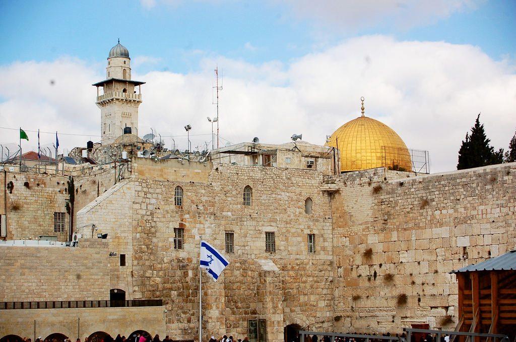 The Old City of Jerusalem. Photo by: Dan.